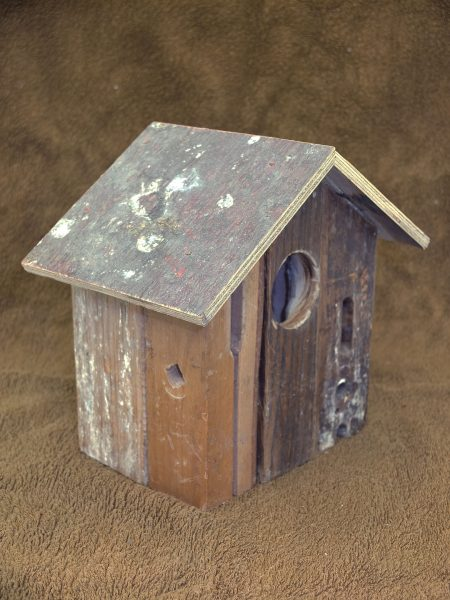 Special things to buy FRANҪOIS CURLET - CHANTER L'ENFER, BIRDHOUSE - 2010 - EDITION 6 + 1 AP -  650 EURO