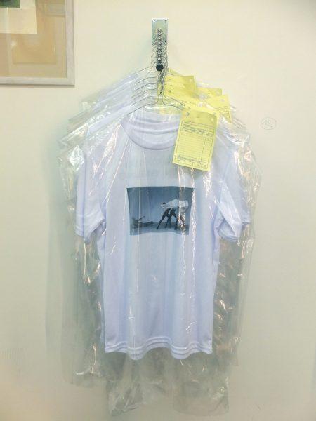 IL NUOVO III JONATHAN BOUTEFEU, PNEUMATIC-SHIRT - Edition of 12 t-shirts - 40,00 EUR