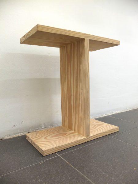 IL NUOVO III SOPHIE NYS, ALEXA - Yellow Pine, H 45 x L 50 x W 22 cm - MANIERA - 250,00 EUR