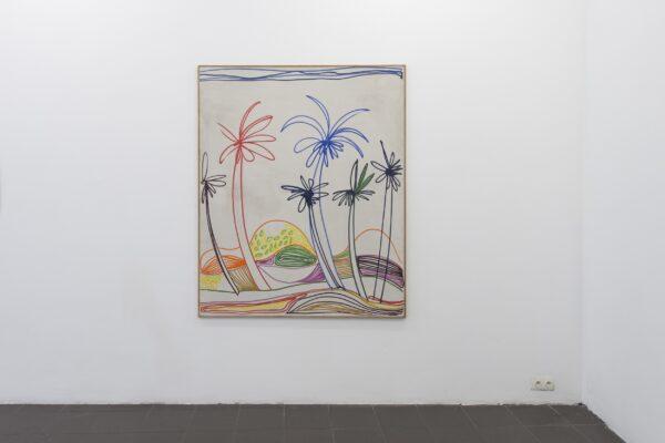 Logogrifo, Palm Tree, Cactus, De Chirico, Dino, Pinocchio & Publishing