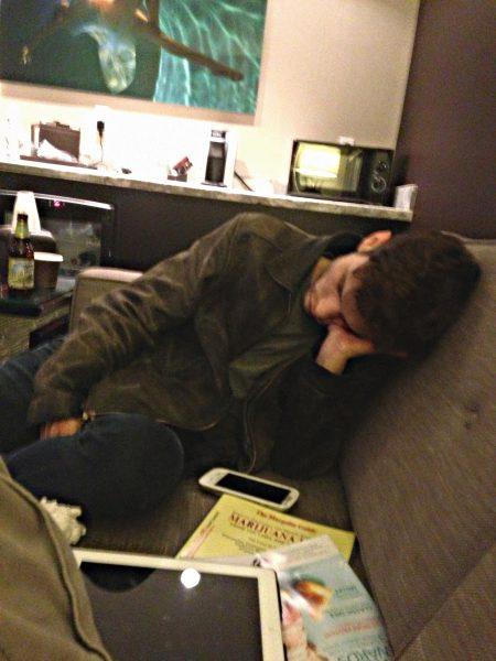 HOW TO START A HIGH SCHOOL UNDERGROUND ADAM MARTIN - SLEEPING TICKLE BUG