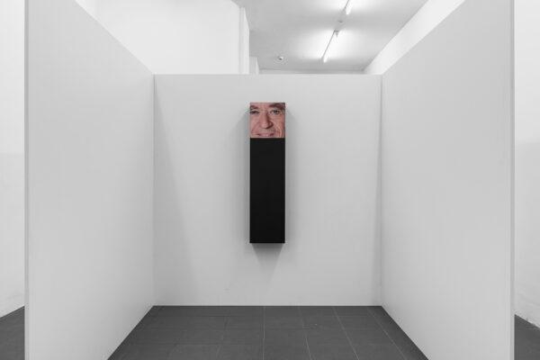 ARNAULT MARK RIHANNA Christophe de Rohan Chabot -  Untitled (Arnault black/white), 2021